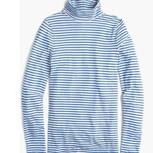 J Crew tissue turtleneck
